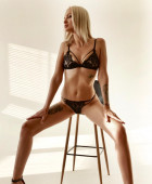 Lina Sexy Blonde