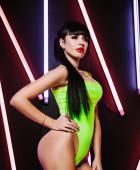 Melissa Hot Brunette