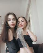 ARISHA and BELLA